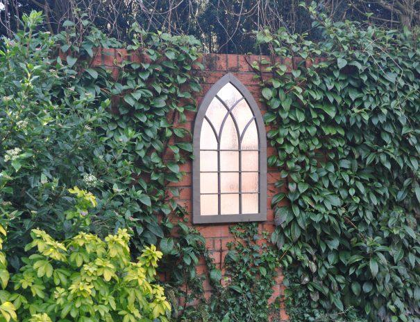 The Hayloft Garden Window