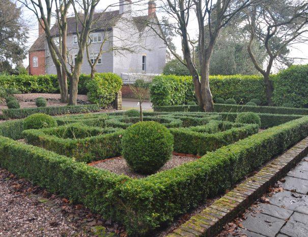 The Hayloft Garden