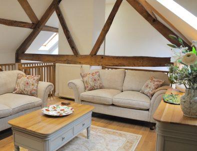 The Hayloft Sitting Room